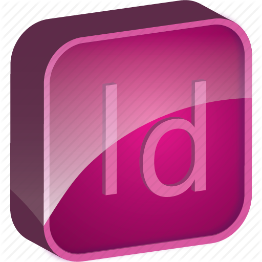 Adobe Indesign, Id Icon