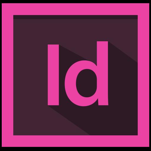 Adobe, Design, Format, Indesign Icon