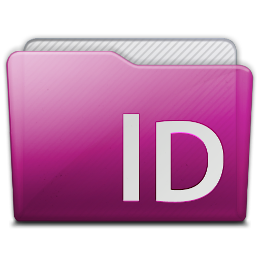 Folder Adobe Indesign Png Icons Free Download