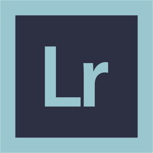 Adobe, Lightroom, Logo Icon