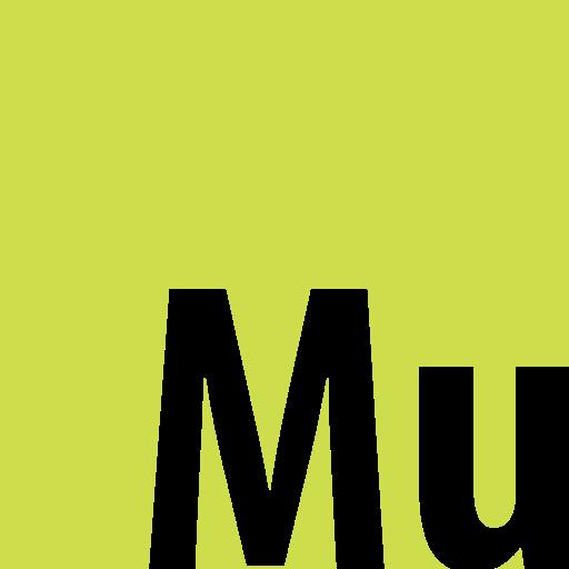 Adobe, Muse, Square Icon