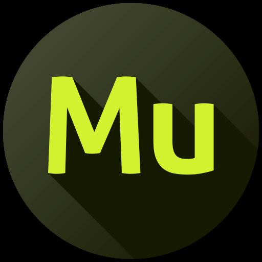 Adobe Muse Icon Adobe Cc Iconset Nokari