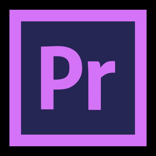 Cloud, Cc, Adobe, Creative, Pro, Premiere Icon