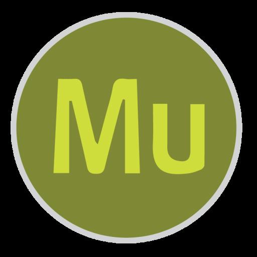Muse Icon Adobe Cc Iconset Hamza Saleem