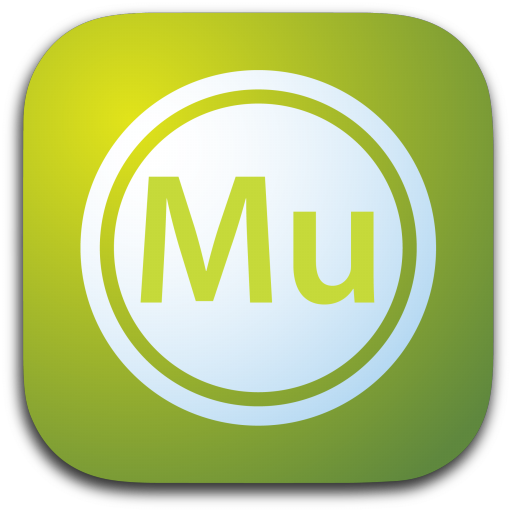Muse Icon Adobe Creative Suite Iconset Toyoharukatoh