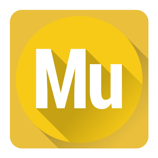 Muse Icon Free Of Adobe Icons