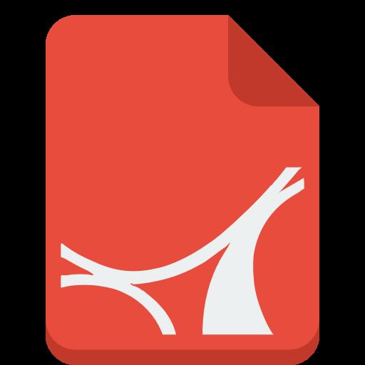 Pdf Icon Small Flat Iconset Paomedia