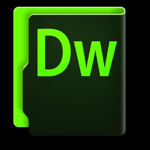 Adobe Dreamweaver Cc Icon Aquave Adobe Cc Iconset Thebassment