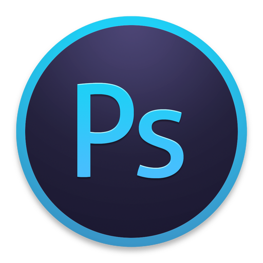 Adobe Photoshop Icon Yosemite Adobe Cc Dark Iconset