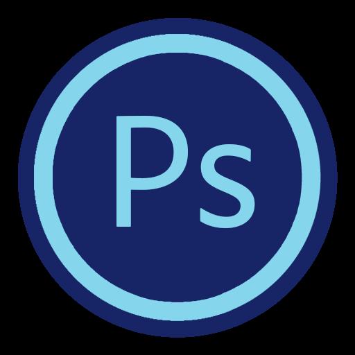 App Adobe Photoshop Icon The Circle Iconset Xenatt
