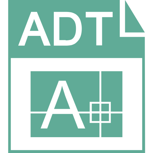 Adt Icon With Png And Vector Format For Free Unlimited Download