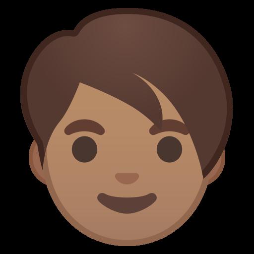 Adult Medium Skin Tone Icon Noto Emoji People Faces Iconset Google