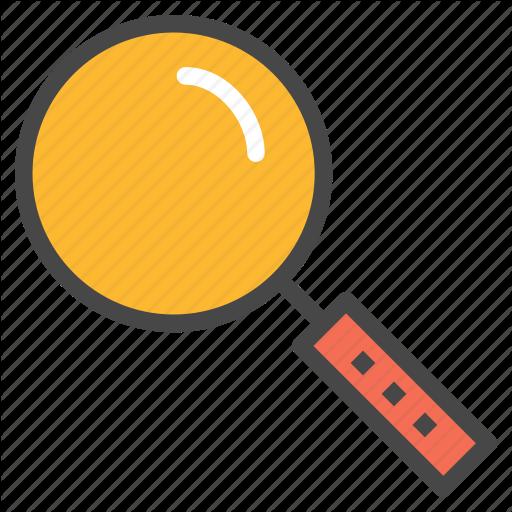 Advanced Search, Find, Glass, Magnifier, Search Icon