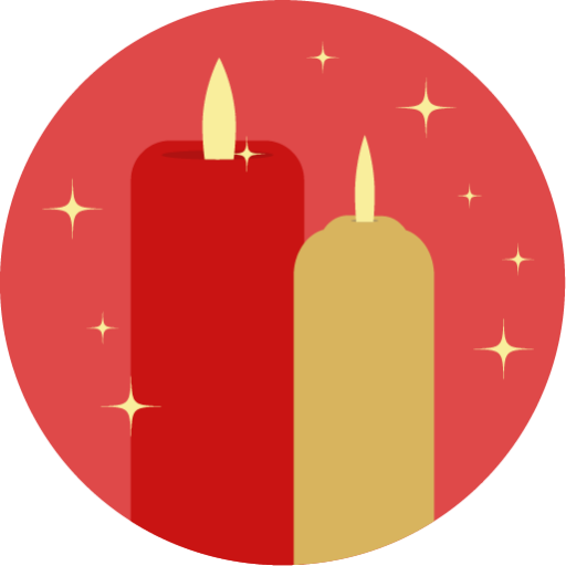 Christmas, Candles Icon Free Of Christmas Advent Iconset