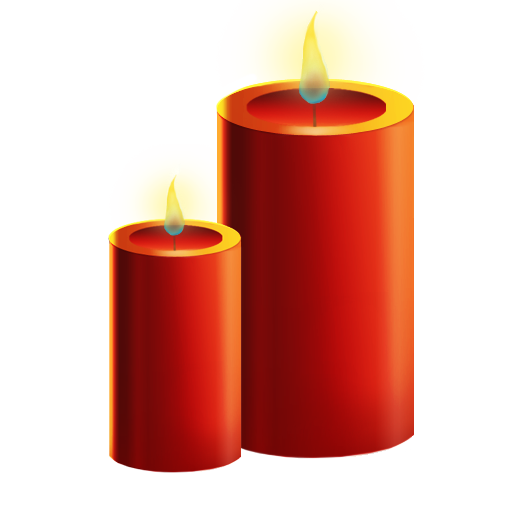 Red Candle Icon Download Free Icons