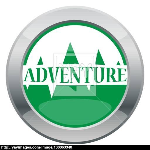 Adventure Icon Vector