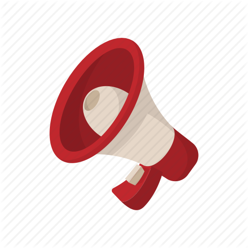 Collection Of Free Megaphone Cartoon Download On Ui Ex