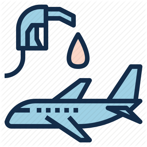 Airplane, Aviation, Dumping, Fuel, Maintenance, Power Icon