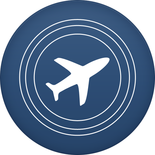 Flighttrack Icon Circle Iconset