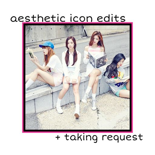 Blackpink Aesthetic Icons + Taking Request Blink Amino