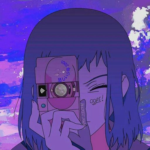 Icons Anime, Aesthetic Anime