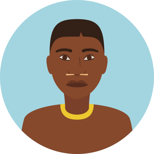 African Png Icon