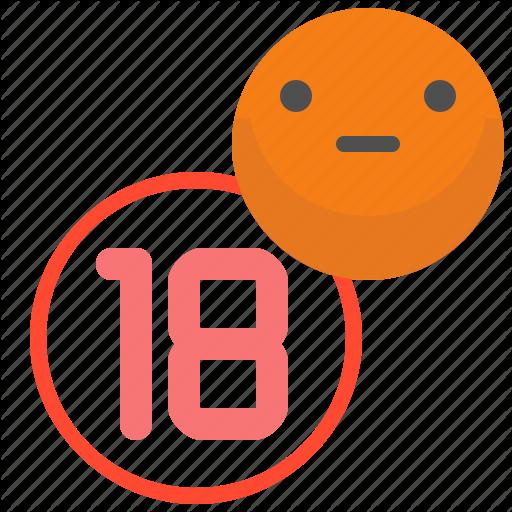 Adult, Age, Minor, Program, User Icon