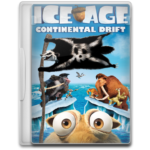 Covers, Cover, Ice, Age, Continental, Drift, Movie Icon Free