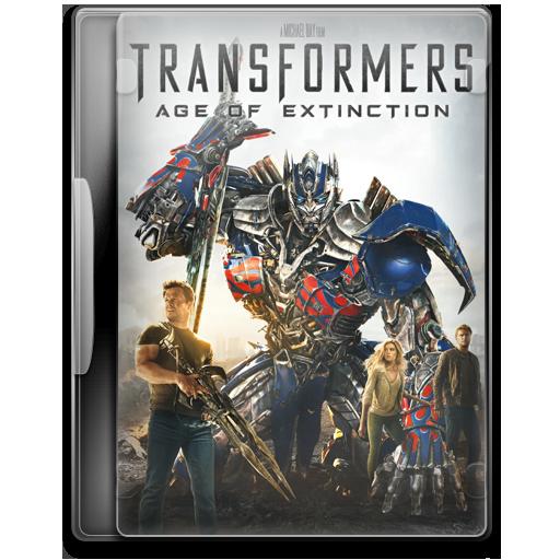 Transformers Age Of Extinction Icon Movie Mega Pack Iconset