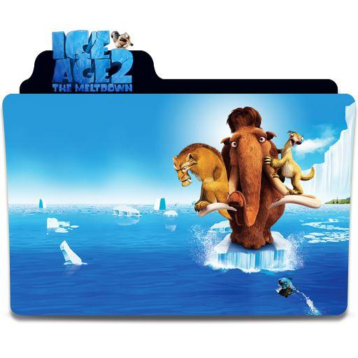 Ice Age Movie Folder Icon