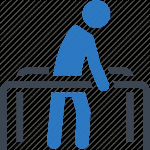 Vector Rehabilitation Elderly Transparent Png Clipart Free