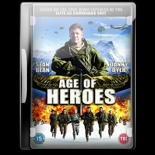 Age Of Heroes Icon English Movies Iconset Danzakuduro