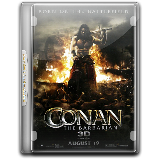 Conan Icon English Movies Iconset Danzakuduro