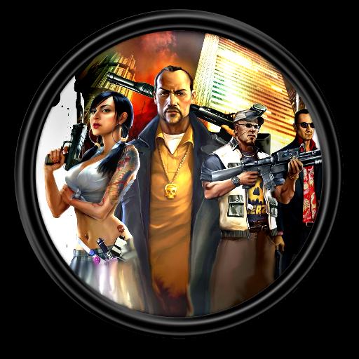 Crime Craft Icon