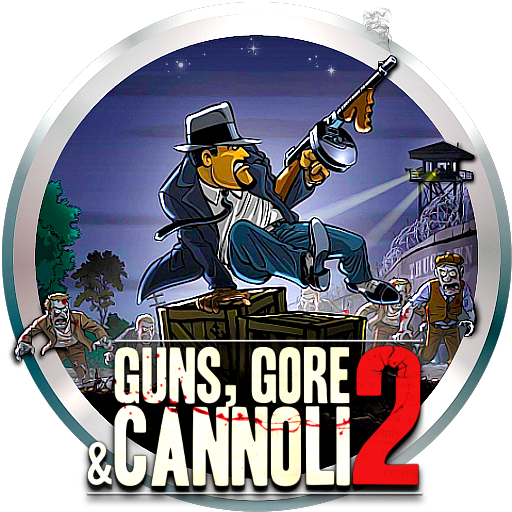 Guns Gore Cannoli Game And Program Icons