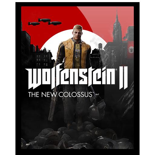 Icon Wolfenstein Ii The New Colossus