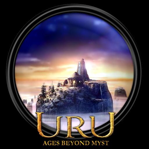 Myst Uru Ages Beyond Myst Icon Mega Games Pack Iconset