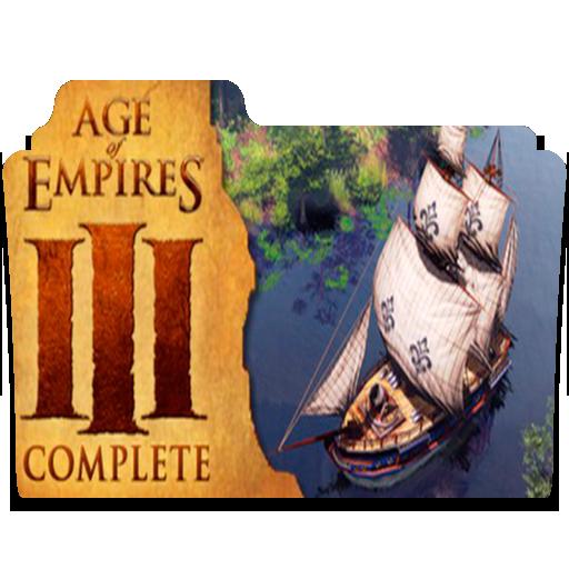 Age Of Empires Iii Folder Icon