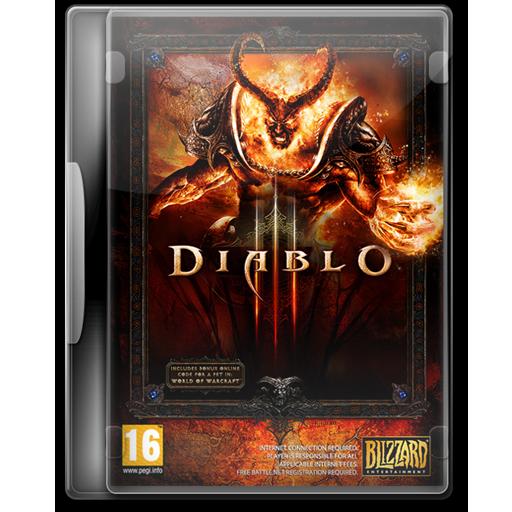 Diablo, Iii Icon