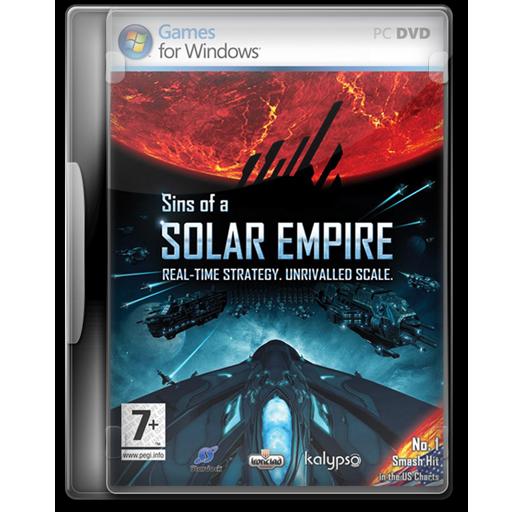 Sins Of A Solar Empire Icon