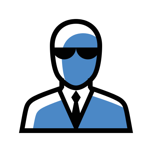 Agent Icon Free Of Responsive And Mobile