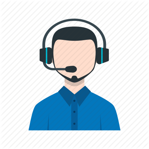 Call Center Agent Icon Png Png Image