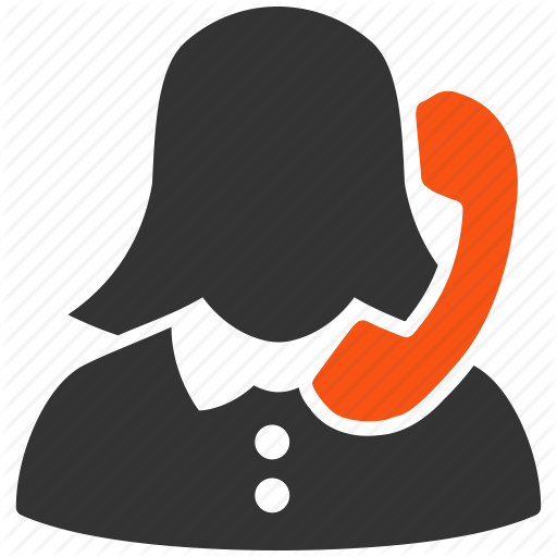 Help Call Center Agent Icon