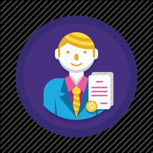 Advisor, Agent, Consultant Icon