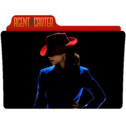 Marvel Agent Carter Icon