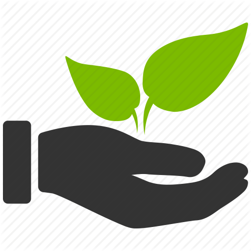 Agriculture, Business Startup, Donate, Eco, Offer, Plant, Support Icon