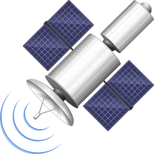 Satellite Icon Free Global Security Iconset Aha Soft
