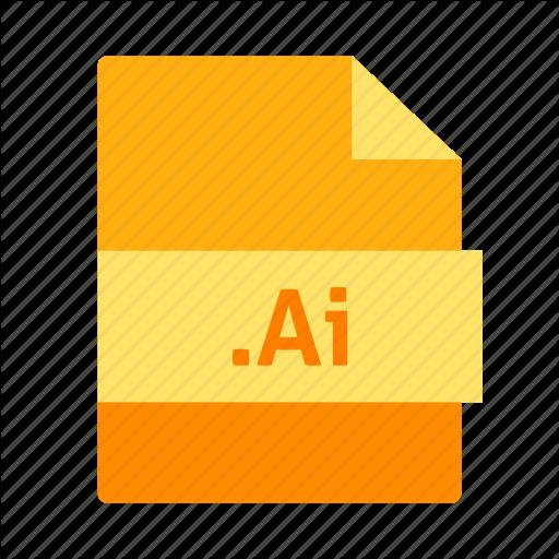 Adobe Illustrator, Icon, Document, Extension, File, Name Icon