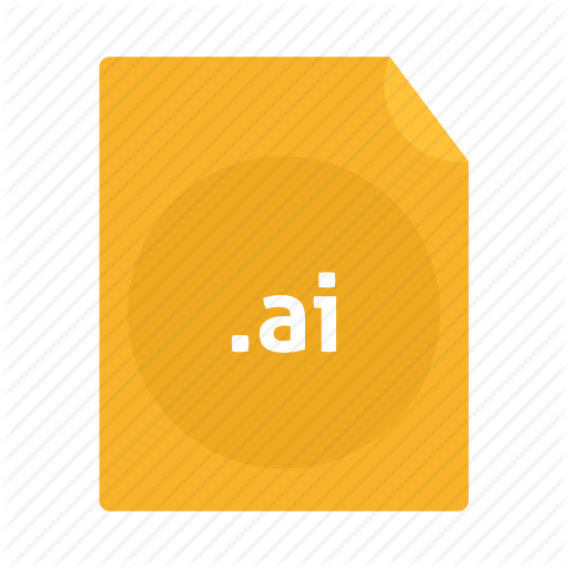 Icon, File, Name, Vector Format Icon