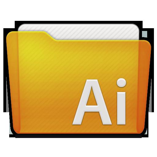 Folder Adobe Icon